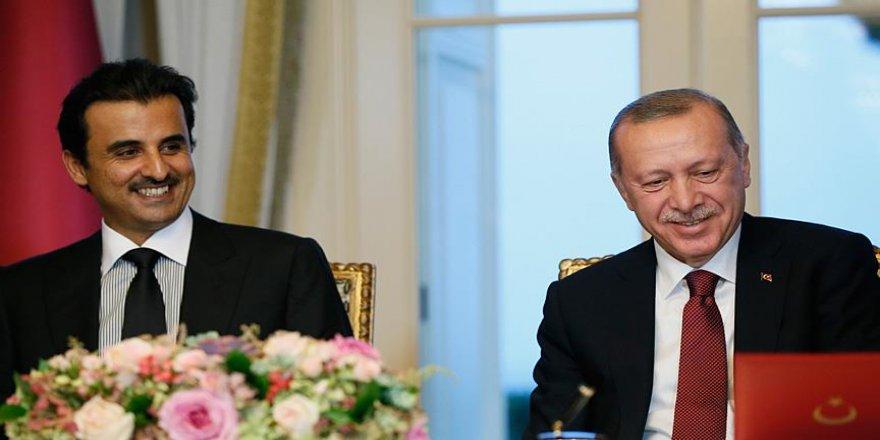 Türkiye ve Katar kara gün dostudur