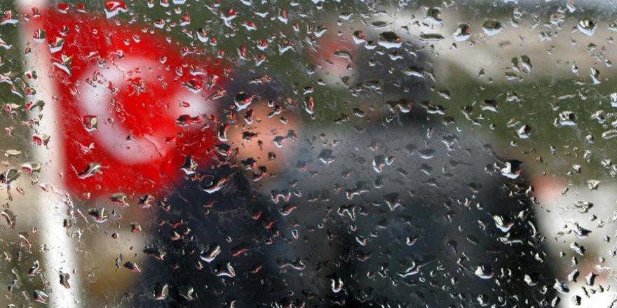 Meteorolojiden Ege'de kuvvetli yağış uyarısı