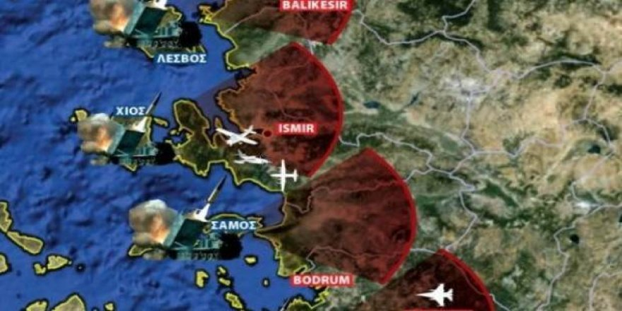 Türkiye'ye karşı küstah savaş senaryosu!