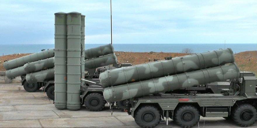 Rusya, Kırım'a S-400 gönderiyor