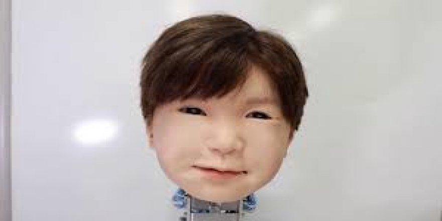 Japonların yeni gözdesi: Android çocuk