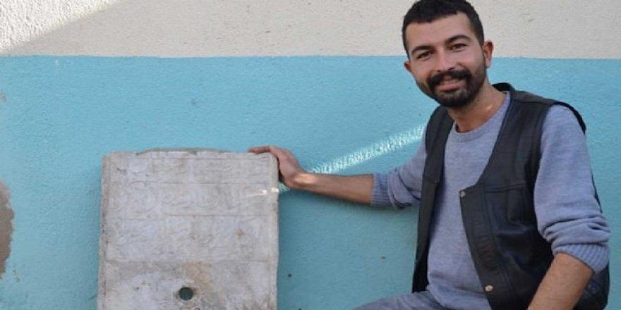 Metruk bir binada buldu Osmanlı dönemine ait çıktı