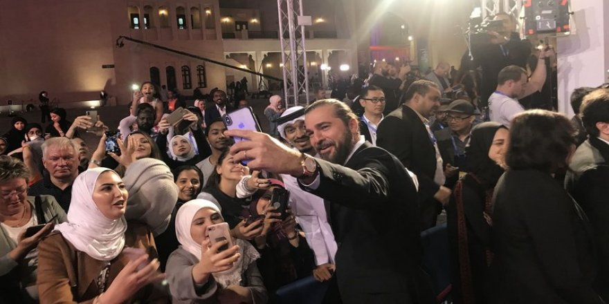 Doha'da onur konuğu oldu