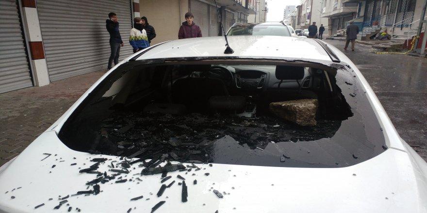 Araç parkı yüzünden silahlı kavga çıktı: 1 yaralı