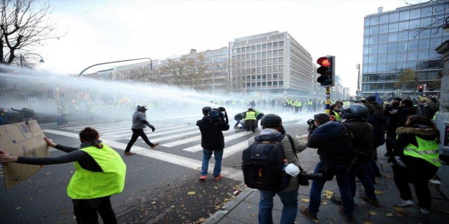 Brüksel'den ibretlik 'sarı yelekliler' kararı!