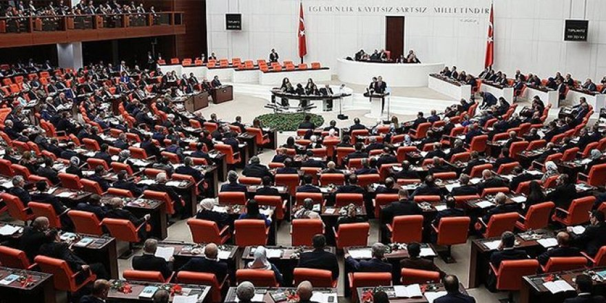 AK Parti'den kritik kanun teklifi!