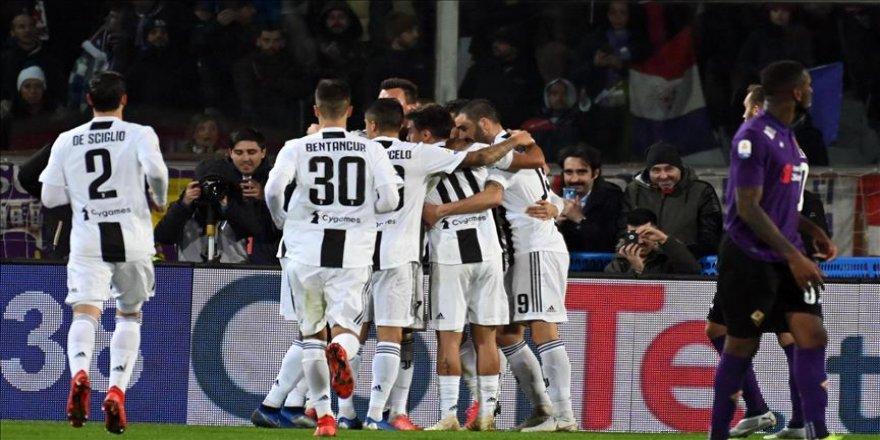 Juventus farklı kazandı