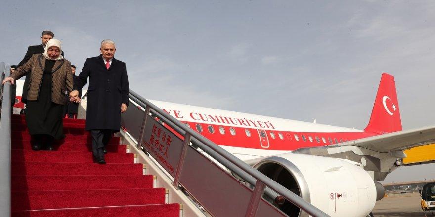 TBMM Başkanı, Çin'de