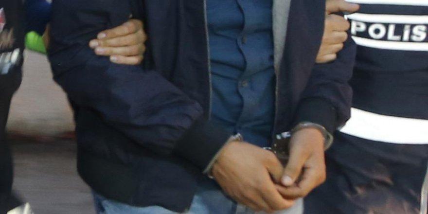 Çay hırsızlığı yapan şüpheli tutuklandı