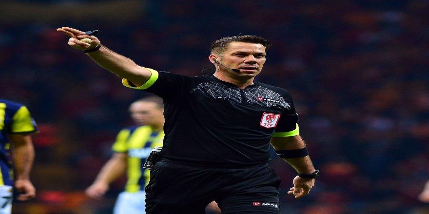 Fenerbahçe-Kasımpaşa maçının VAR'ı Fırat Aydınus
