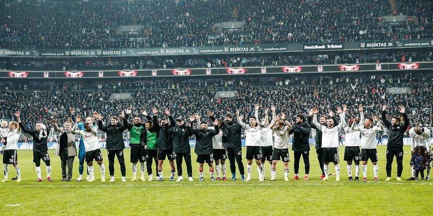 Beşiktaş'ta mutlu günler