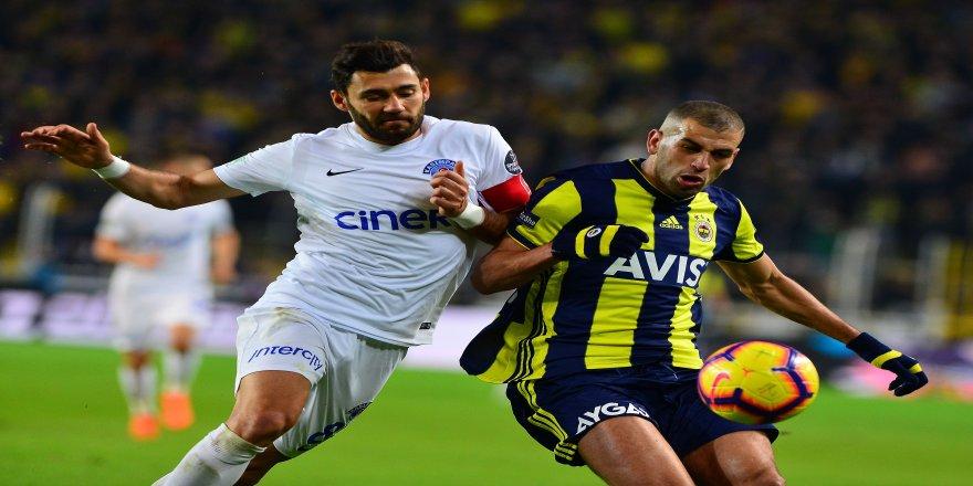 Spor Toto Süper Lig: Fenerbahçe: 2 - Kasımpaşa: 2 (Maç sonucu)