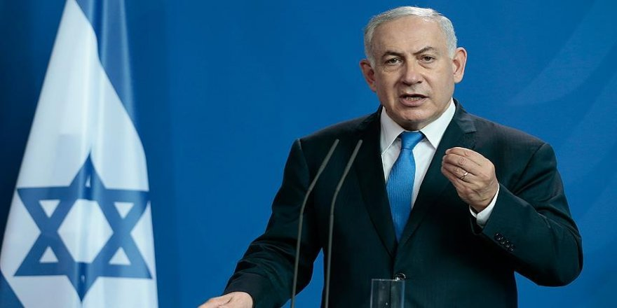 Netanyahu'dan gerilimi tırmandırma işareti