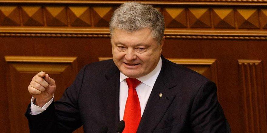 Poroşenko: Putin müzakereden kaçınıyor