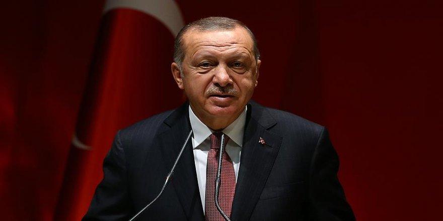 Erdoğan'dan 'Cumhur İttifak'ı uyarısı