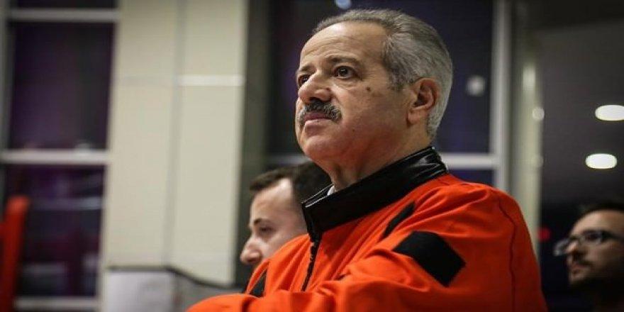 Türkiye'de yaşayan astronot Faris: İradesisiz