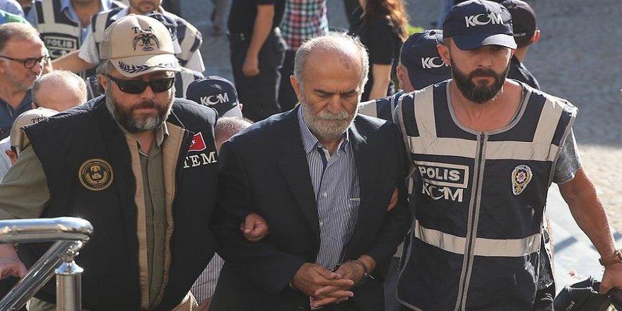 Harput'a FETÖ'den 6 yıl 3 ay hapis
