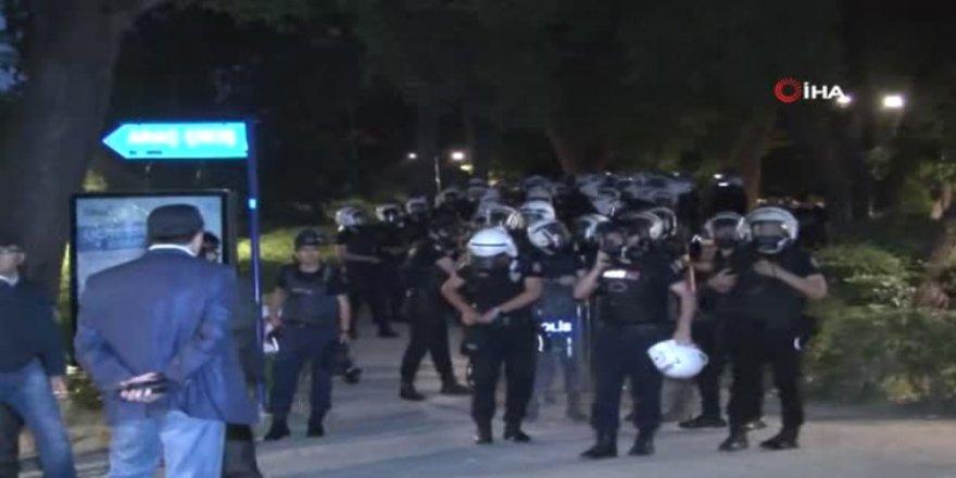 Gezi Parkı olaylarının yıl dönümündeki izinsiz gösteri davasında karar
