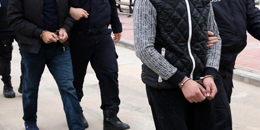 5 zanlıya uyuşturucudan tutuklama