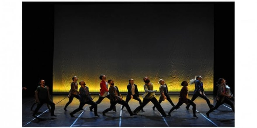 Modern dans proje grubu Elektronika prömiyer yaptı