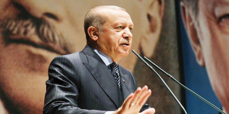 Erdoğan'dan Cumhur İttifakı açıklaması