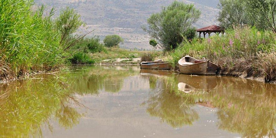 Uzmanından Eber Gölü'nü kurtarma önerileri