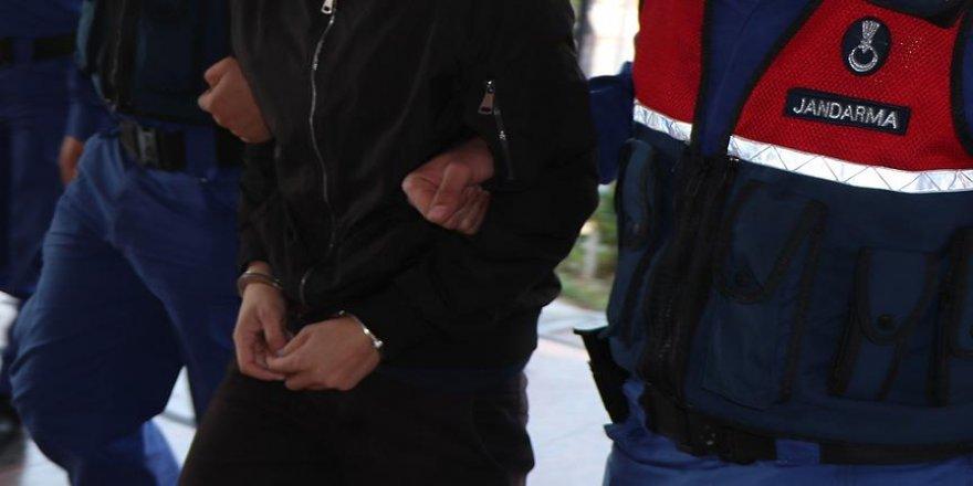 Maskeli hırsızlar tutuklandı