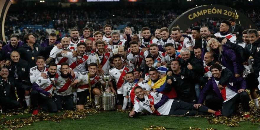 Libertadores Kupası River Plate'in