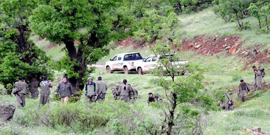 PKK, Sincar'da çocukları silah altına alıyor