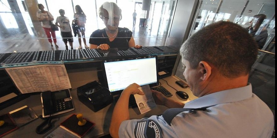 Türkiye yaklaşık 26,5 milyon e-vize verdi