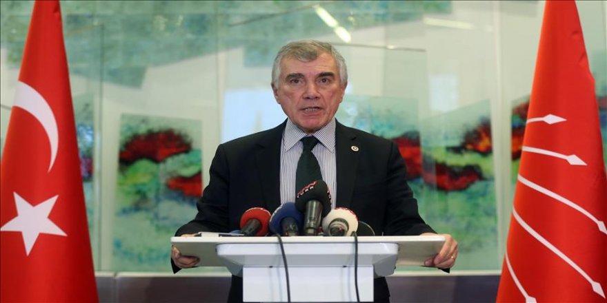 CHP'den 'KKTC' açıklaması