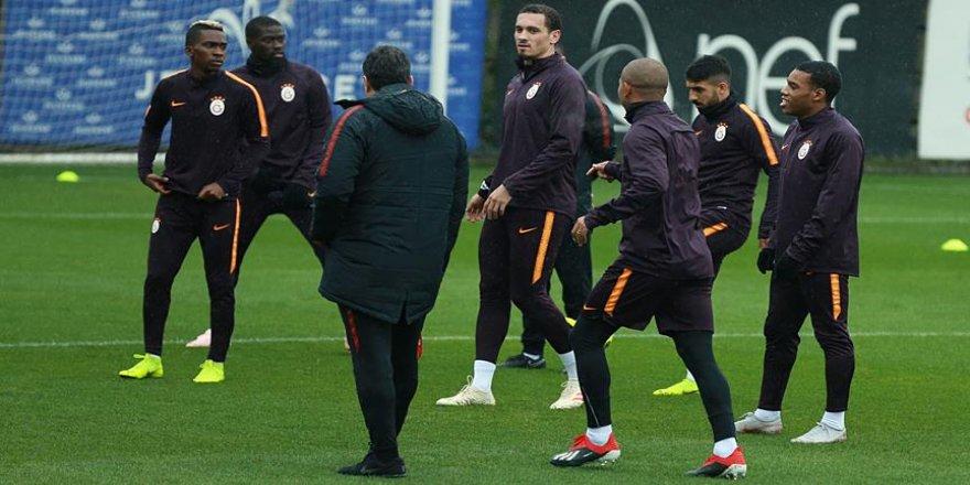 Galatasaray ligde moral arıyor