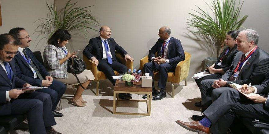 İçişleri Bakanı Soylu, Fas'ta