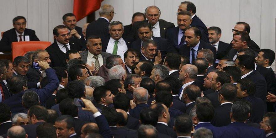 Meclisteki 'küfürlü tartışma' yargıya taşınacak