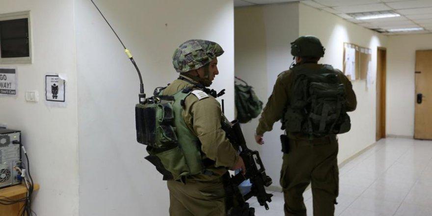 İsrail güçlerinin WAFA baskını protesto edildi