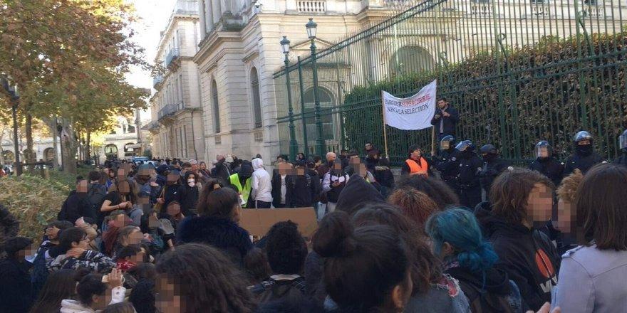 Fransa'da 'kara salı'