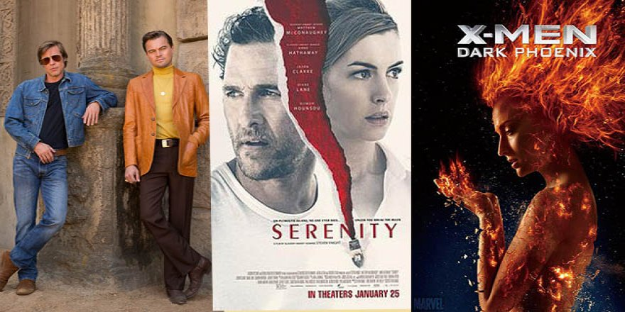 2019'da vizyona girmesi beklenen en iyi filmler