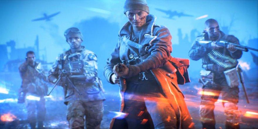 Electronic Arts'ın II. Dünya Savaşı oyunu: Battlefield V
