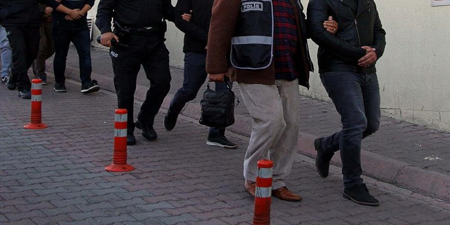 7 ilde FETÖ operasyonu: 4 tutuklama