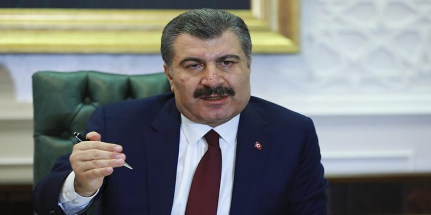 Sağlık Bakanı Koca: 2019'da 25 bine yakın personel atanacak