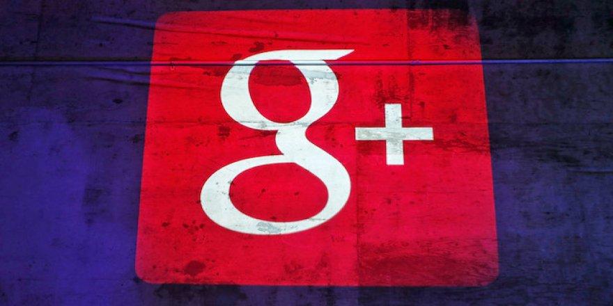 Google+ 90 gün sonra tarihe karışacak