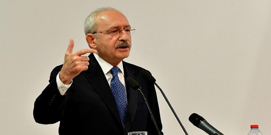 Kılıçdaroğlu: İsyan etmesi gereken kurum sendikalardır
