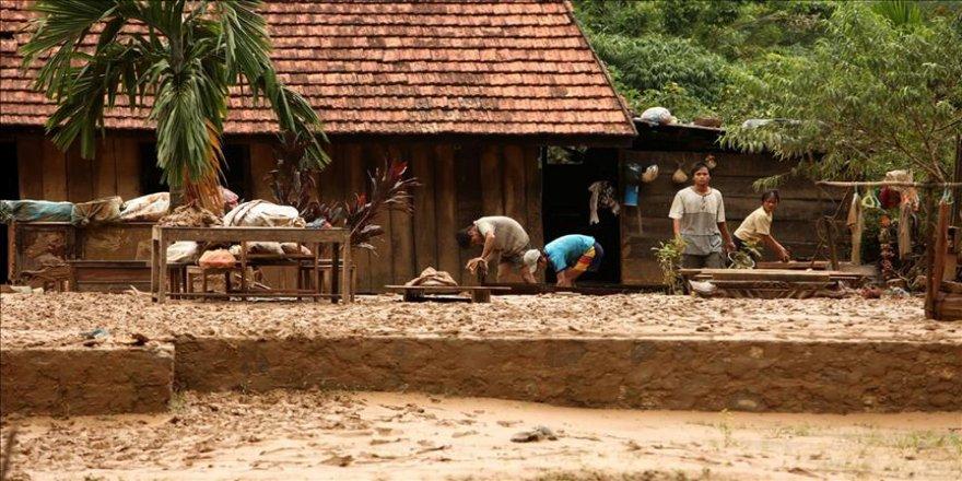 Vietnam'da sel: 5 ölü, 4 kayıp