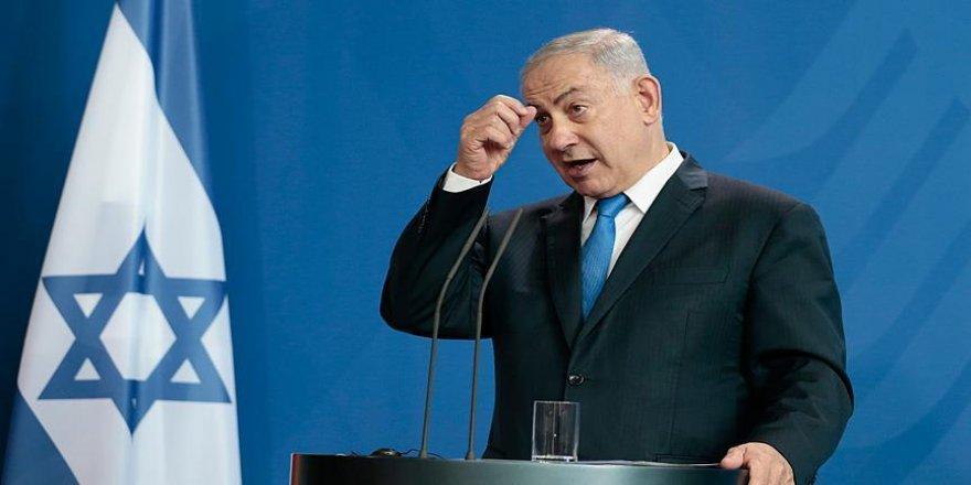 Netanyahu yine Suudi Arabistan'ı savundu