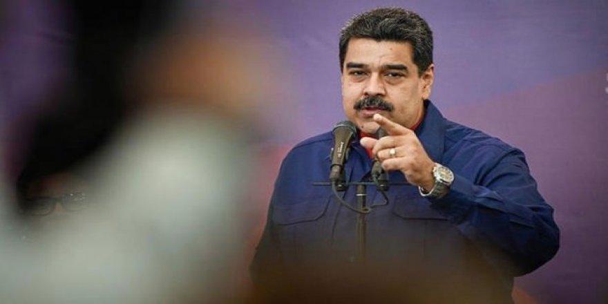 Maduro'dan tüyler ürperten 'suikast' açıklaması!
