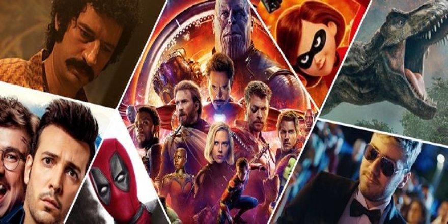 2018'de en çok hangi filmleri izledik?