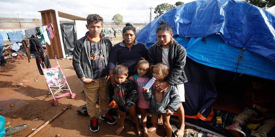 Obrador ve Trump göçmenleri görüştü