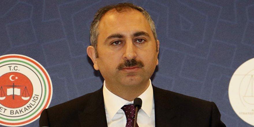 Adalet Bakanı, cezaevi rakamlarını açıkladı