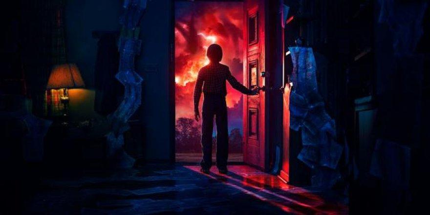 Stranger Things dizisinin yeni sezonundan ilk tanıtım