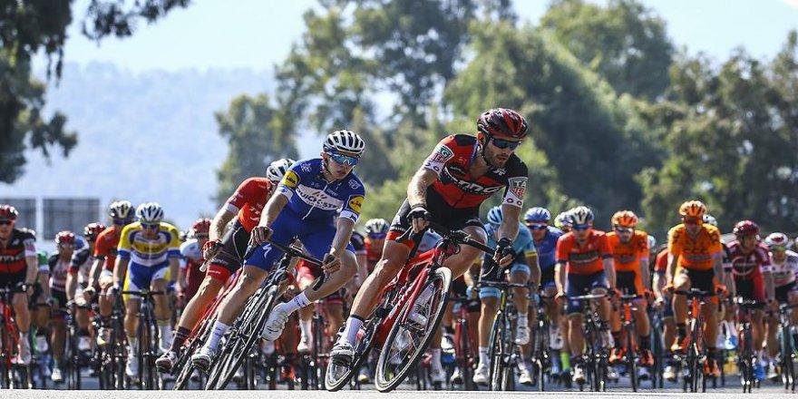 Cumhurbaşkanlığı Bisiklet Turu'na 'Nostaljik güzergah'